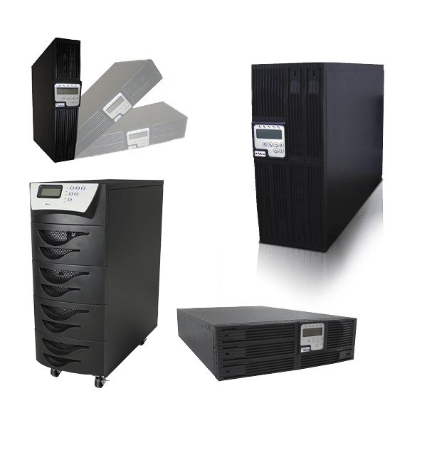 DSP Multipower 5-10 kVA